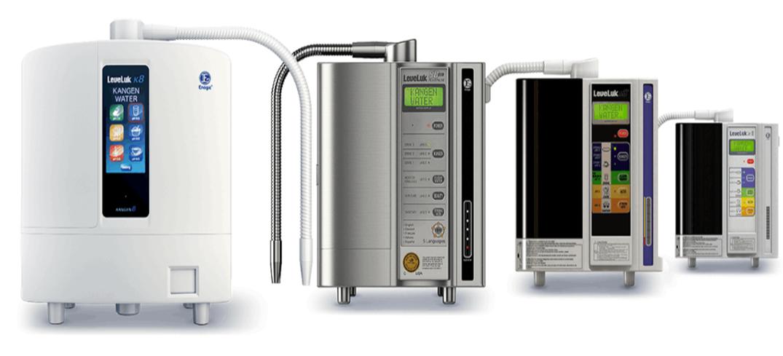 Kangen Wasser Geräte